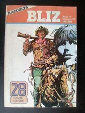 BLIZ RACCOLTA 1979 n° 51   CONTIENE I NUMERI 8 9 10 11 DEL 1979   -  OTTIMO