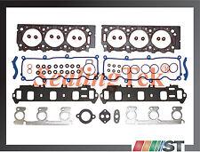 Fit 2002-08 Ford 3.0L V6 OHV VIN U V Engine Cylinder Head Gasket Set 182ci motor