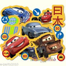 DISNEY CARS 2 PAPER CONFETTI ~ Birthday Party Supplies Decorations Scatter