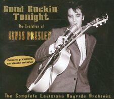 Good Rockin Tonight Evolution of Elvis Presley Louisiana Hayride 1954-1956 2 CD