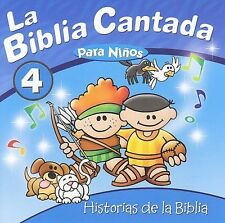FREE US SHIP. on ANY 2 CDs! USED,MINT CD La Biblia Cantada: La Biblia Cantada: H
