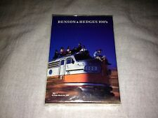 Benson & Hedges 100's Unopened Playing Cards 1995 Philip Morris