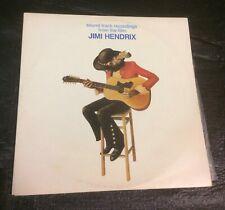 Sound Track Recordings From The Film Jimi Hendrix Double Album LP Vinyl Records