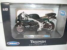2002 Triumph Daytona 955i 1/18 Welly