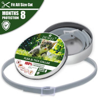 Dewel Anti Flea and Tick Insects Collar For Small Dogs Cats 8 Months Protection