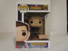 Funko Pop - Avengers Infinity War - Iron Spider - Box Lunch Exclusive - 305