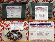 RADIATORE MOTORE YARIS 1.3 / 1.5 BENZINA '99 AL '05 MODULO COMPLETO