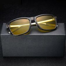 Men's HD Polarized Sunglasses Anti Glare Lens Sport Night Driving Eyewear