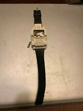 Starscream Fighter Jet F-15 Wrist Watch Vintage Transformers Robot LQQK!!