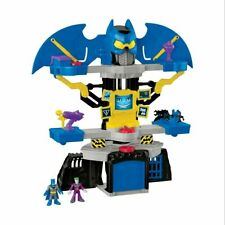 Fisher-Price Imaginext DC Super Friends Transforming Batcave Christmas Gift Toys