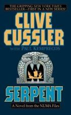 Serpent: A Novel from the NUMA Files [May 31, 2000] Clive Cussler and Paul Kem..