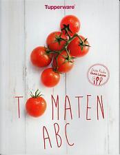 """Tupperware RECIPE BOOK COOKBOOK """"Tomato ABC"""""""