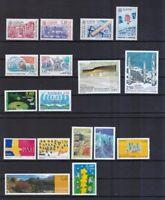 Andorra französische Post postfrisch Europa Marken aus den Jahren 1990-2000
