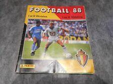 panini album football 88 belgique manque 105 / 446 images manquante