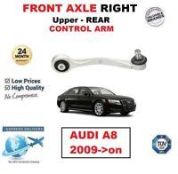 Eje delantero dcho. Superior De La Suspensión Trasero Brazo De Control Para Audi