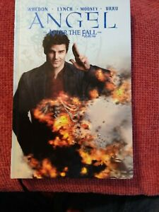 Angel After The Fall Volume 4 IDW Hardback Joss Whedon