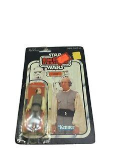 Vintage Kenner Star Wars ESB Lobot 41 Back MOC
