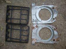 1987 NISSAN 300ZX REAR SPEAKER grill bracket cage z31 1988 1989