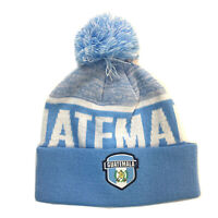 guatemala beanie hat pom soccer national team gorro winter headware kids youth