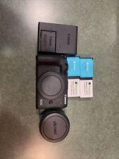 Canon EOS M6 Mark II Mirrorless Digital Camera (Body) - Black