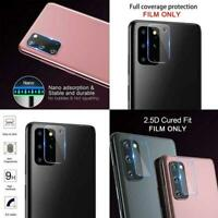 Clear Tempered Glass Camera Lens Screen Protector For Samsung Galaxy A51 5G N2K0