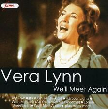 Vera Lynn-we 'll Meet Again CD/Nuovo & OVP-SEALED!