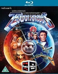 Terrahawks: The Complete Series [Blu-ray] [Region Free] [DVD][Region 2]