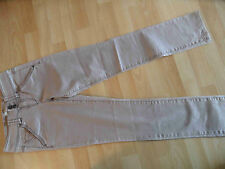 ESPRIT schöne slim fit Jeans hellbraun Gr. 30 NEUw. MS116