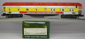 K-LINE O RINGLING BROTHERS AND BARNUM & BAILEY HEAVYWGHT OBSERVATION K83-0096-3