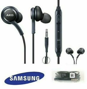 Original AKG Earphones Headphones for Samsung Galaxy s8 s9 s9 Plus Note 8 & mic