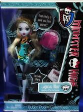 MONSTER HIGH LAGOONA BLUE ORIGINAL 1ST EDITION DRESSED DOLL NRFB