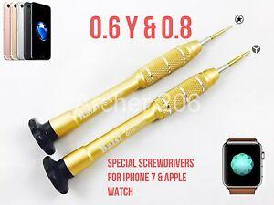 iPhone XS XR MAX Screwdriver Y0.6 0.8 Repair apple watch Pentalobe opening tools