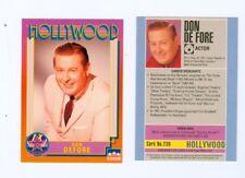 20 of the same Don De Fore Hollywood Walk Of Fame Card Starline Hazel #236