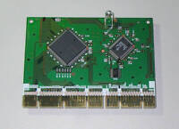 Akai VOX64 VOX 64 Voice Expansion Board for  Samplers S5000 S6000 Tested Used