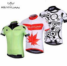 Cycling Jersey Short Sleeve Bike Clothing Bicycle Sportwear ciclismo Shirt S-4XL