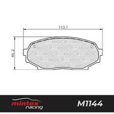 Mintex Racing MDB1413 M1144 High Performance Brake Pads
