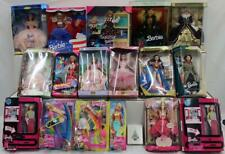 Lot of 18 Barbies and Other Items-Rose, Teacher, Glinda, Rapunzel & More Nib Nr