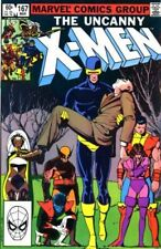 Uncanny X Men 167 The Goldilocks Syndrome (Or: Whos Been Sleeping In My Head? Ma