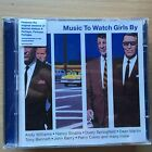 Music To Watch Girls By - Dean Martin Sinatra Andy Williams Crooner Comp CD