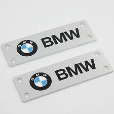 Fit For BMW All Models  Car Logo Floor Mat Carpet Emblem Badge Pedals