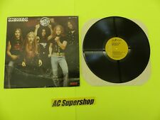 Scorpions virgin killer - LP Record Vinyl Album 12""