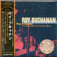 ROY BUCHANAN-PROPHET: THE...-JAPAN 2 MINI LP SHM-CD BONUS TRACK Ltd/Ed I50