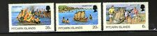 Pitcairn Islands 1978 BOUNTY DAY BOUNTY AFLOAT  SG 185-87 SC 174-76 MNH