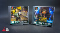Tomb Raider Chronicles and Last Revelation Sony PlayStation 1 FAST AND FREE UK P