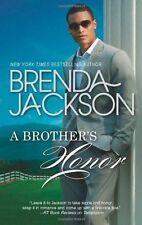 A Brothers Honor (The Grangers) by Brenda Jackson