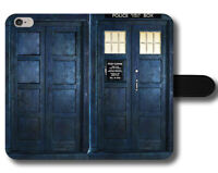 Tardis Phone Box Police Booth Clara Oswald Amy Pond Eleventh Phone Case Cover