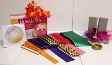 Bowdabra arco Maker herramienta con cinta de estilo de inicio de Navidad Gratis! Free UK POST!