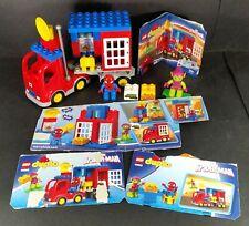 Lego Duplo Spiderman Truck Adventure 10608 complete with Spiderman & Goblin