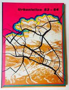 Urbanistica n. 63 - 64 gennaio 1976 Rivista Giovanni Astengo Belgrado Giappone