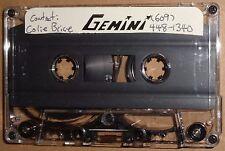 COLIE BRICE - GEMINI - Rare Hard Rock Demo Cassette 1991